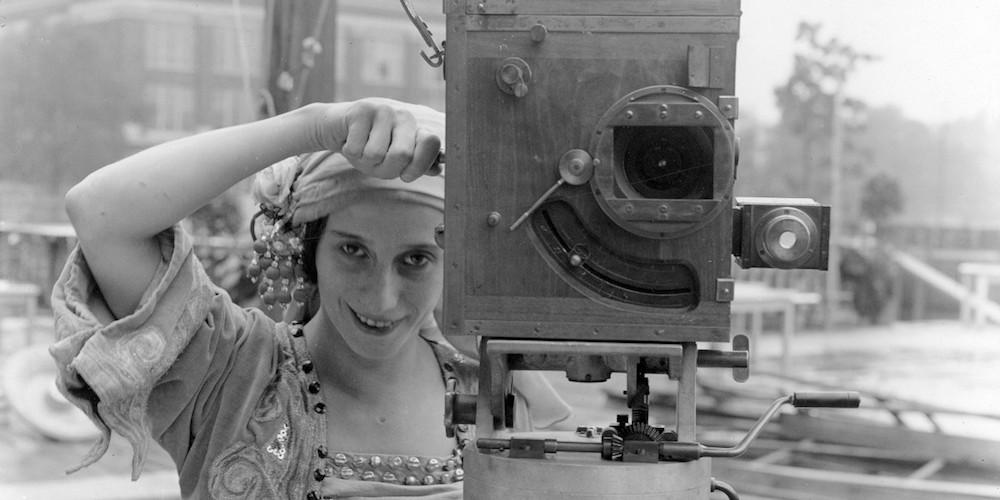 The Dumb Girl of Portico, Dir Lois Weber