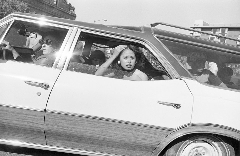 Henry Wessel, Incidents 05, from Incidents 2012 Photograph, gelatin silver print on paper, 406 x 508 mm © Henry Wessel, courtesy Pace/MacGill Gallery, New York