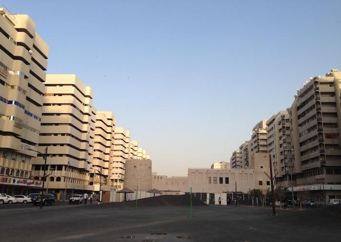 Bank Street in Sharjah