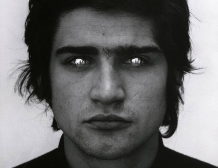 Giuseppe Penone - Rovesciare i propri occhi (To Reverse One's Eyes), 1970 - Photograph: Paolo Mussat Sartor