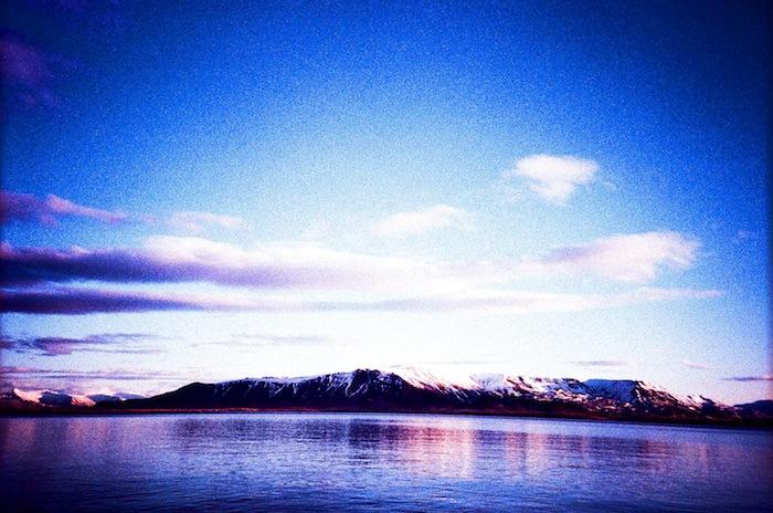 © Hind Mezaina, Mount Esja