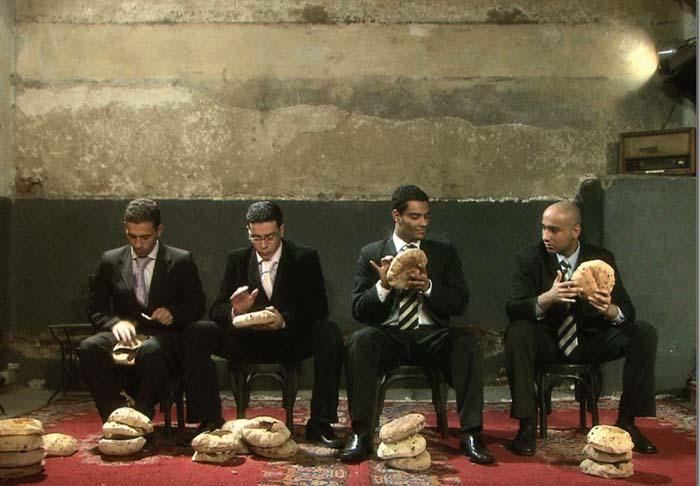Bread of Life, 6:33 mins by Adel Abidin (Iraq)