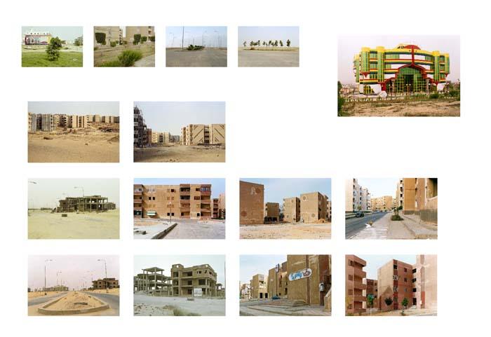 © Aglaïa Konrad - Desert Cities - Obour City