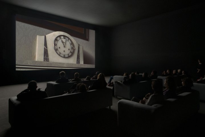Christian Marclay The Clock 2010. Single channel video, duration: 24 hours Photographer: White Cube (Ben Westoby)