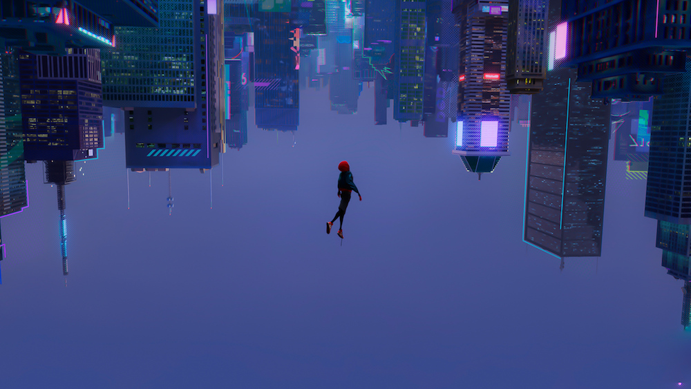 Spider-Man: Into the Spider-Verse (Bob Persichetti,Peter Ramsey,Rodney Rothmans, 2018)   Funny and emotionally engaging. Dazzling visuals and animation. Great soundtrack and score. Also, Nicholas Cage! It really is the best Spider-Man film.