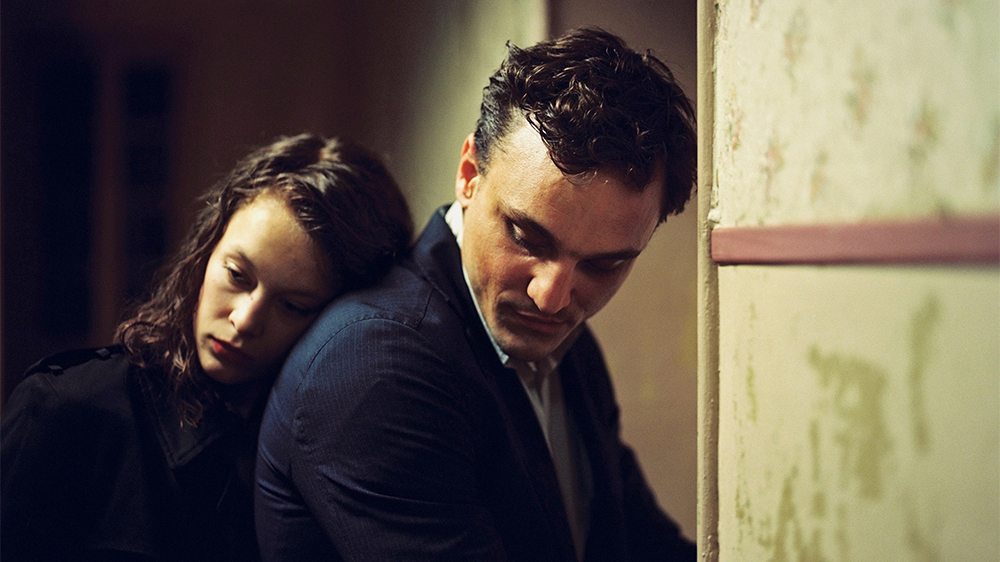 Transit (ChristianPetzold, 2018)  The past and present merge in this conceptually different take on refugees, migration, state of transition, and mistaken identities. It's a very good follow up (and companion piece) to Phoenix.  I saw this in Berlinale, but since then not heard enough people talk about this film.