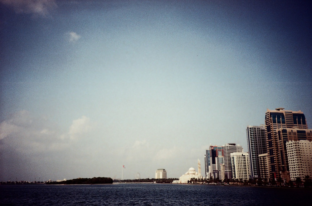 Jan 11 - Sharjah Corniche