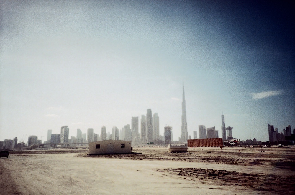 Jan 13 - Skyline of Sheikh Zayed Road, Dubai