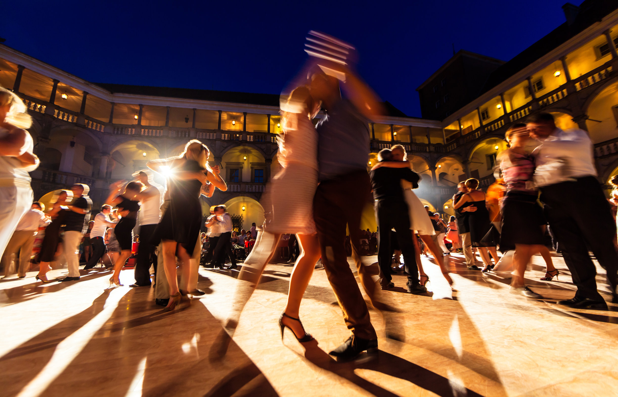 Every Tuesday 9:30pm to 1:30am    Join us for tango dancing every Tuesday 2 DJ's and 2 Salons Trad. & Alt.   Excellent DJ's every week and Performance at 11pm  Plus Occasionally live music  Complementary - Snacks, coffee, tea and raffles  Your host Jon Tariq.   For more Info:   www.tangoschool.nyc