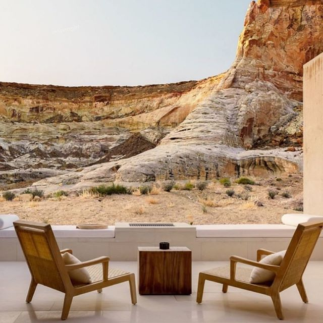 I think I'd like to sit right here for 2 weeks straight. Sketch, think, write. You? #bucketlist #dreamy #aman #underthestars #nexttrip #creativetravel #inspired #desert #favoritethings #interiordesigner #furnituredesign #collection #loveit #travel