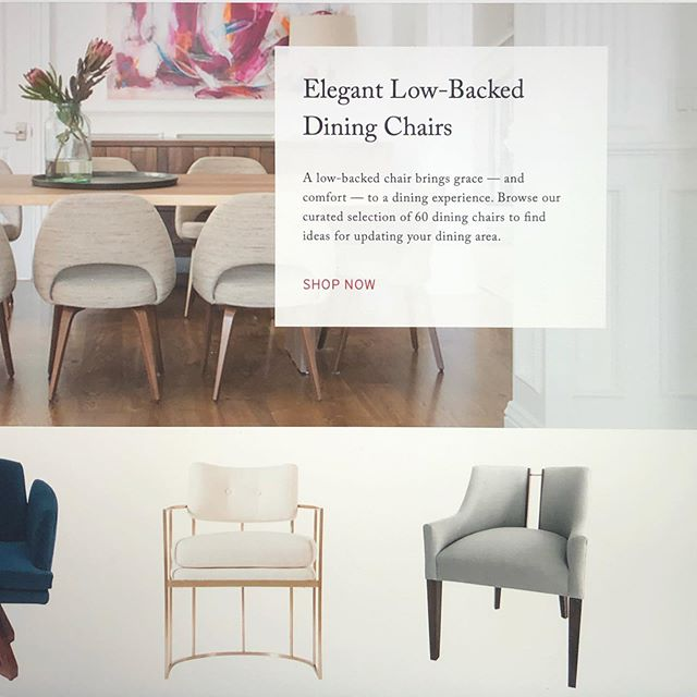 Thank you to Dering Hall for including us in this feature. And a shout out to the gorgeous chair next to our Declan by Erinn V! #artisan #modernfurniture #interiordesigner #luxurydesign #bedering #diningroom