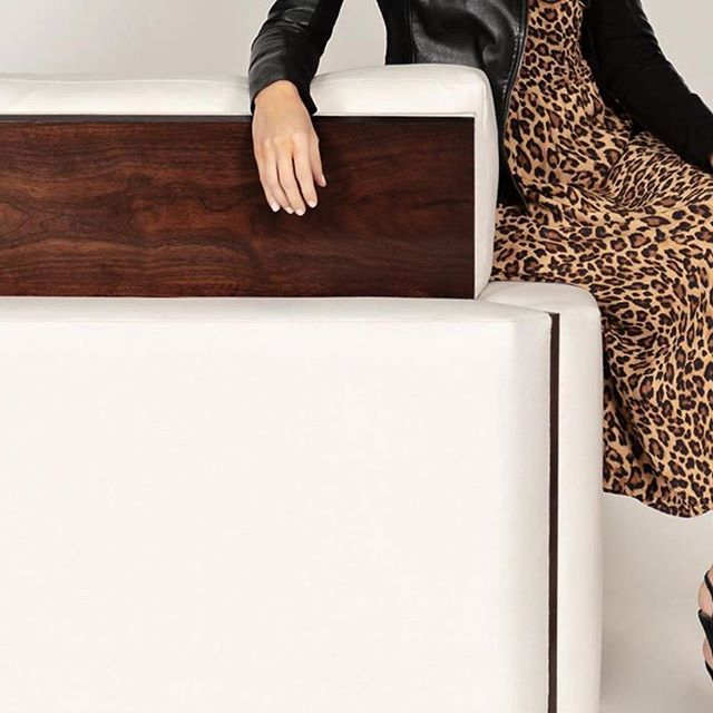 I do love leopard. #Repost @atelierathome ・・・ Maybe I'll go ahead and upholster the Jude Sofa in leopard. Thoughts?  #favoritethings #upholstery #artisan #ootd #photoshoot #catalog #love #weekendstyle #customfurniture #tothetrade #deringhall #1stdibs #shopnow #pattern #leopard #leather #wool