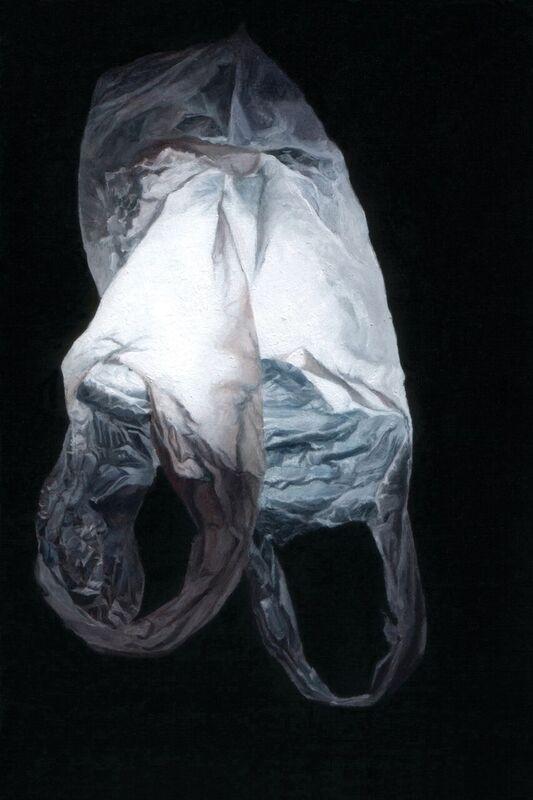Jeremy Plunkett,  Hydra, 2014 , oil on panel