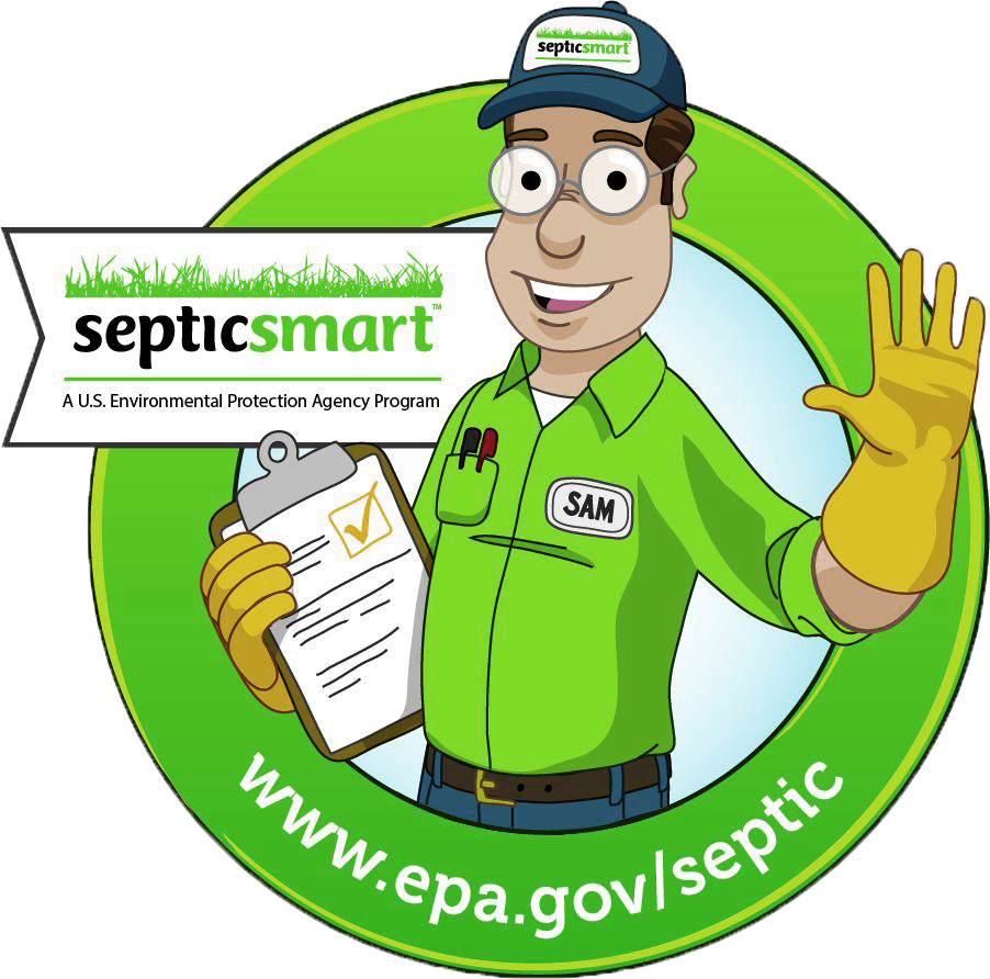 Proud participants of SepticSmart Week 2018
