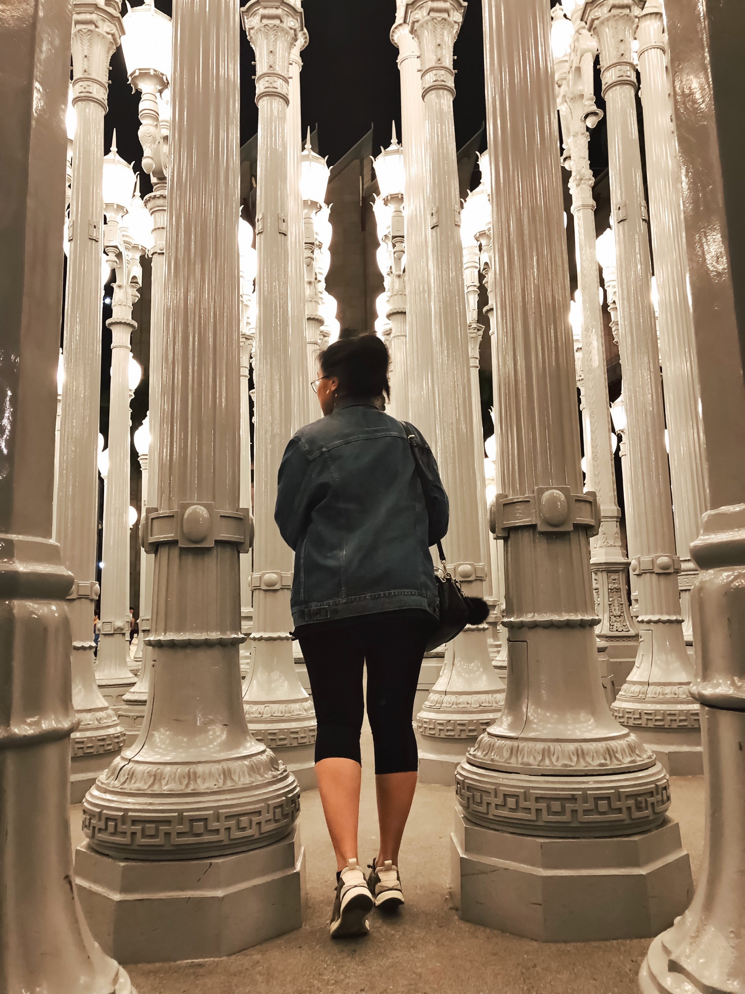 LACMA, Los Angeles County Museum of Art, Travel Solo, Traveler, Wanderlust,