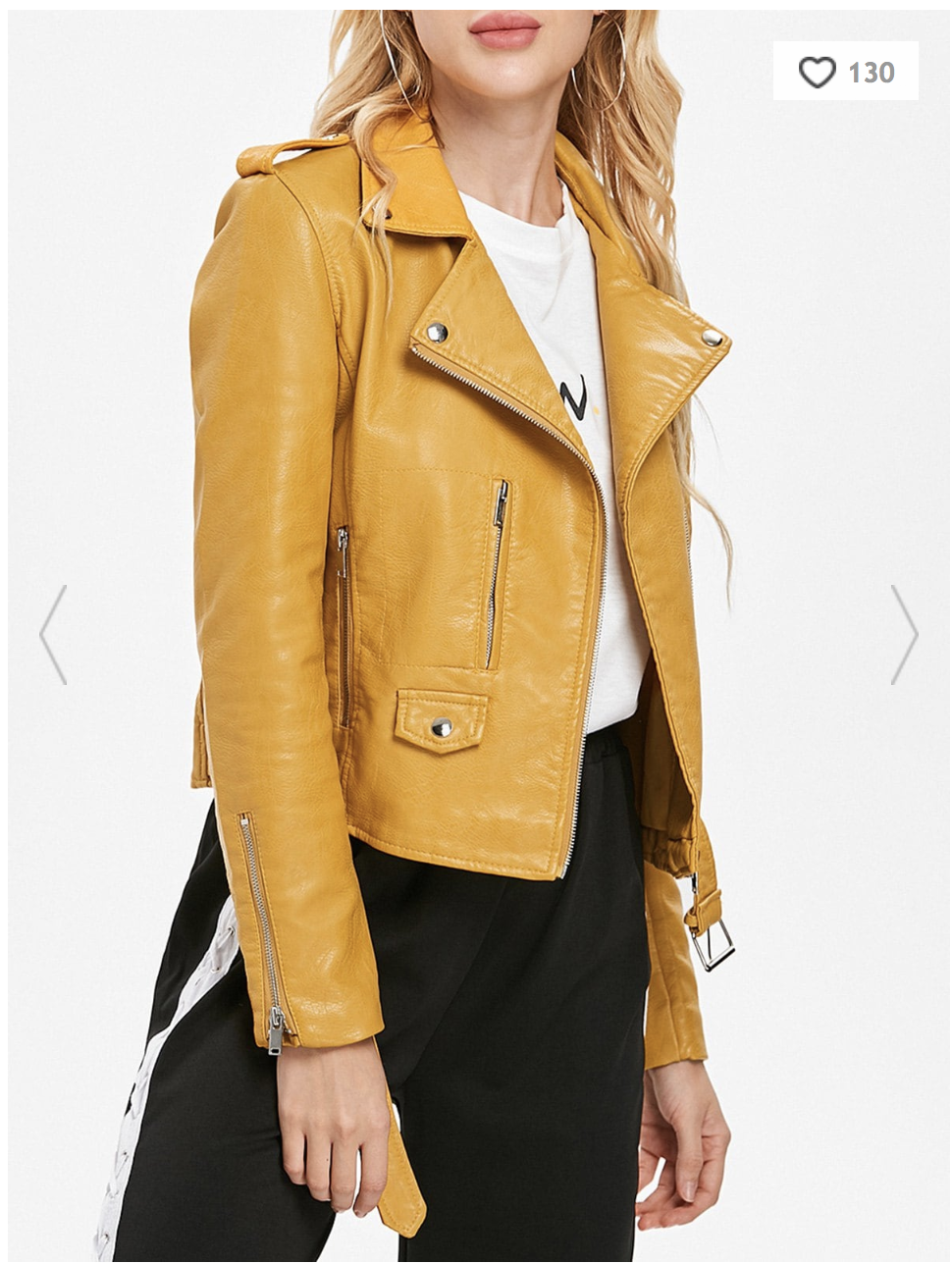 Yellow Biker Jacket, Bomber Jacket, Fall necessities, mustard jacket, Fall season