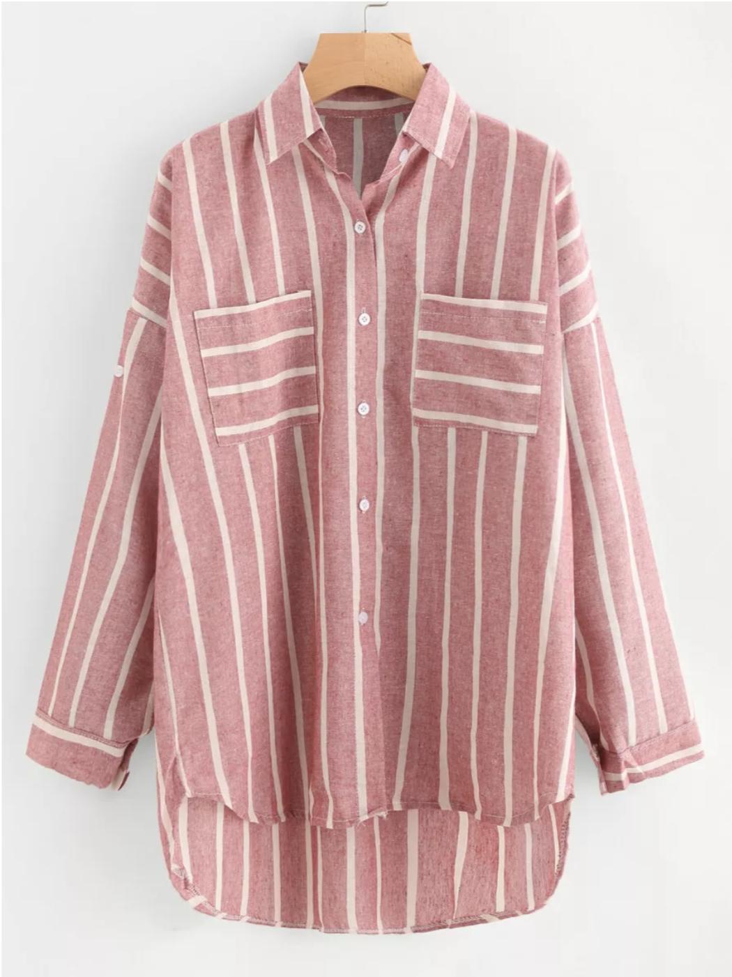 Polo shirt, everyday look, OOTD Magazine, Basic