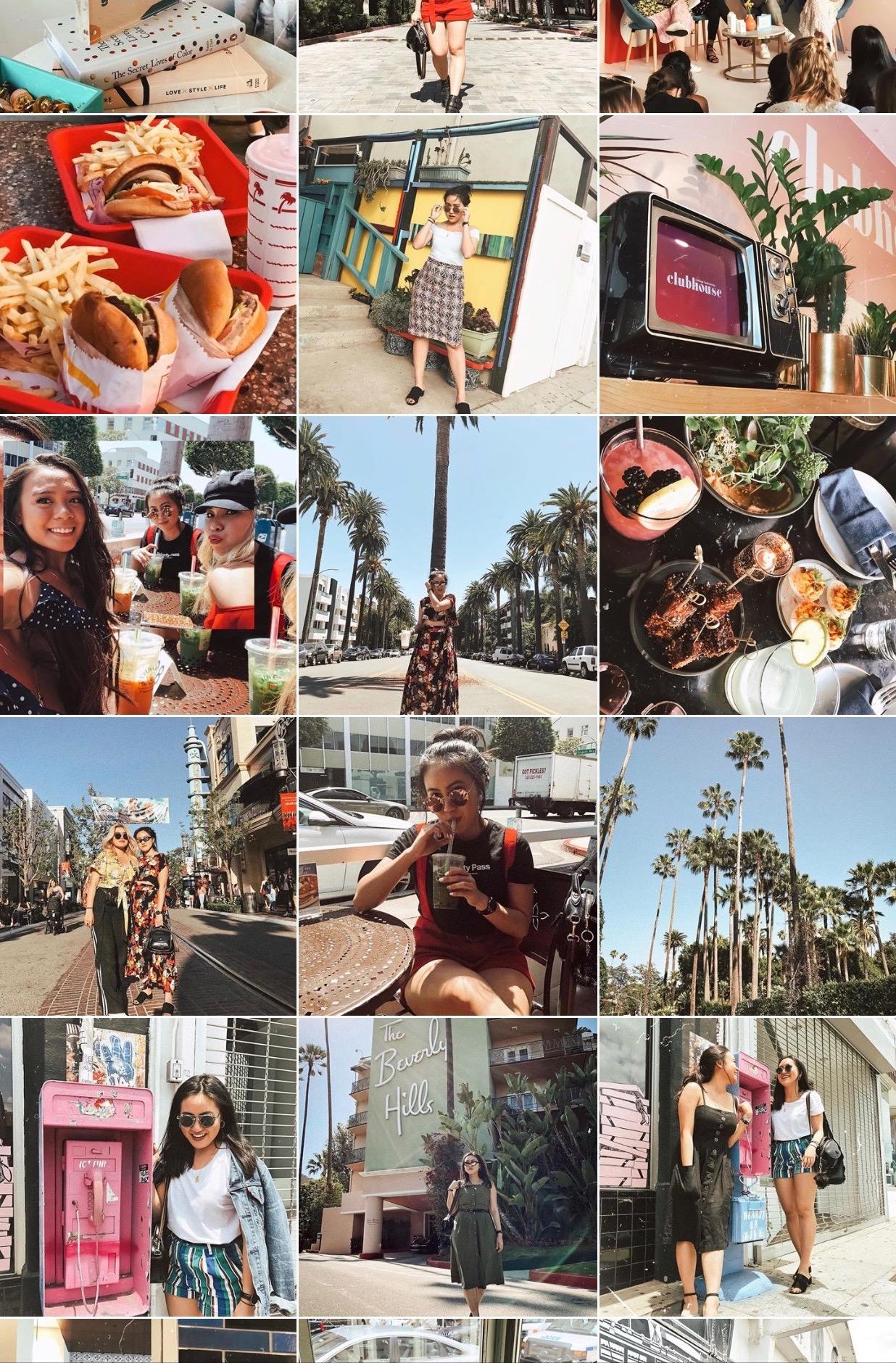 Instagram Feed Goals