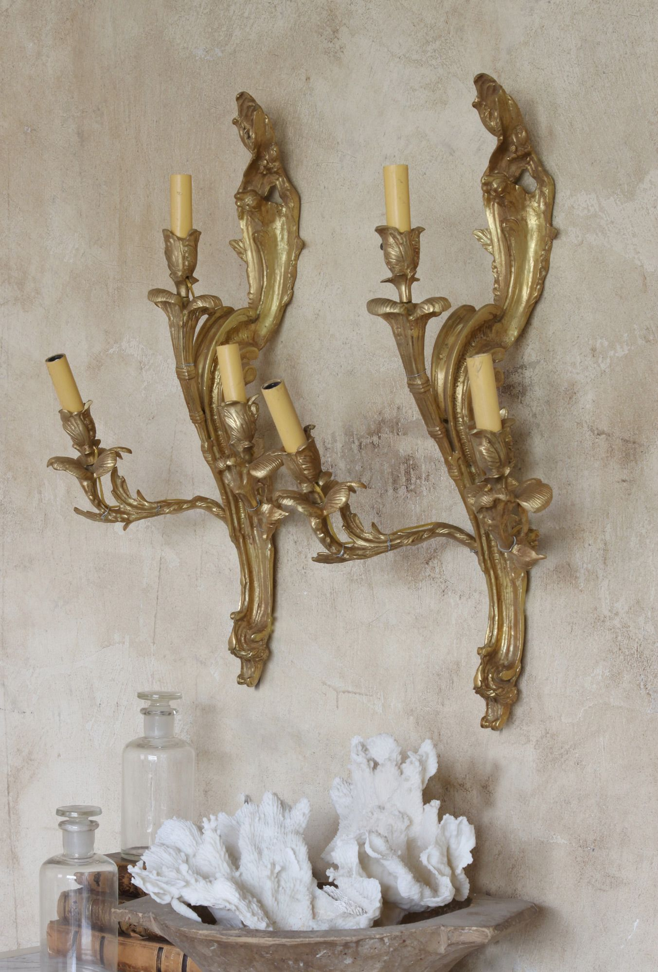 Vintage Reproduction Wall Sconces.jpg