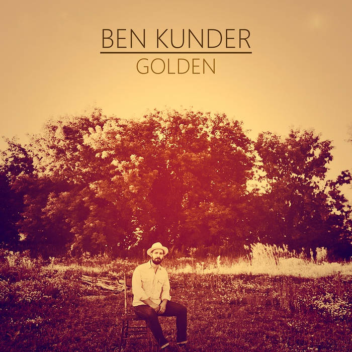 Golden - Golden (2015, independent) co-produced by Kunder and John Dinsmore (NQ Arbuckle, Kathleen Edwards, Strumbellas) at the latter's Lincoln County Social Club studio. Nine original songs with Kunder on vocals, guitar and piano alongside marquee guests Brian Murphy (Alvvays) on guitar/piano/Wurlitzer, Rich Knox (Dustin Bentall, Danko Jones) on drums/vocals, Anna Ruddick (Ladies of the Canyon, Randy Bachman) on bass/vocals and Aaron Goldstein (Cowboy Junkies, Daniel Romano) on pedal steel. John Connolly, Kirty and Ladies of the Canyon's Maia Davies and Jasmine Bleile also contribute vocals.Golden charted on college radio Canada-wide and received airplay from many respected international radio programs in Spain, the Netherlands, Germany and Italy, along with airplay and interviews at BBC1 and BBC2 in the UK and at RTE in Ireland. Single 'Half Moon' was the #2 song of CBC Music: Sonica's Top 50 Songs of 2015.