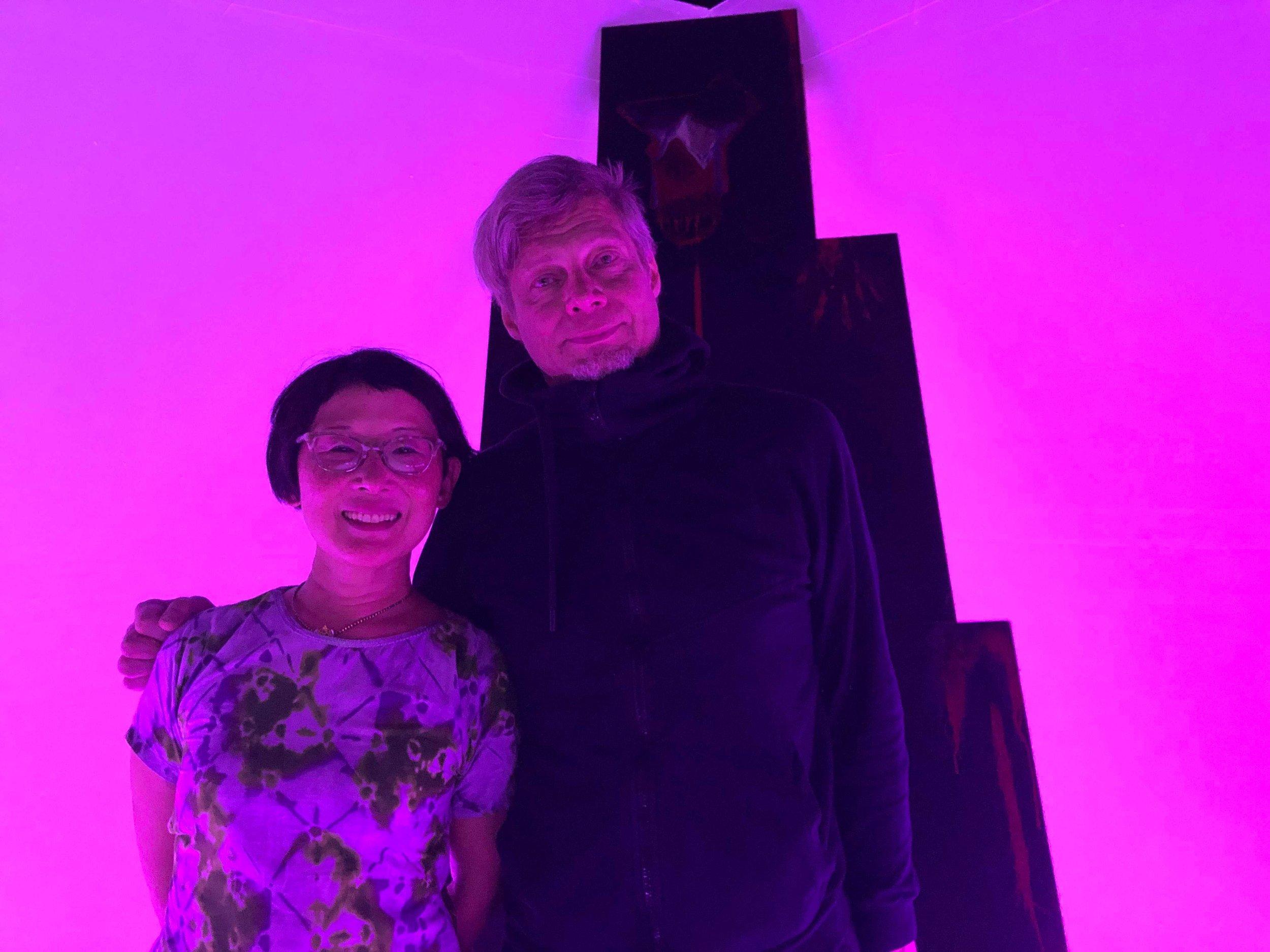 Ilpo Väisänen with keiko uenishi .jpg