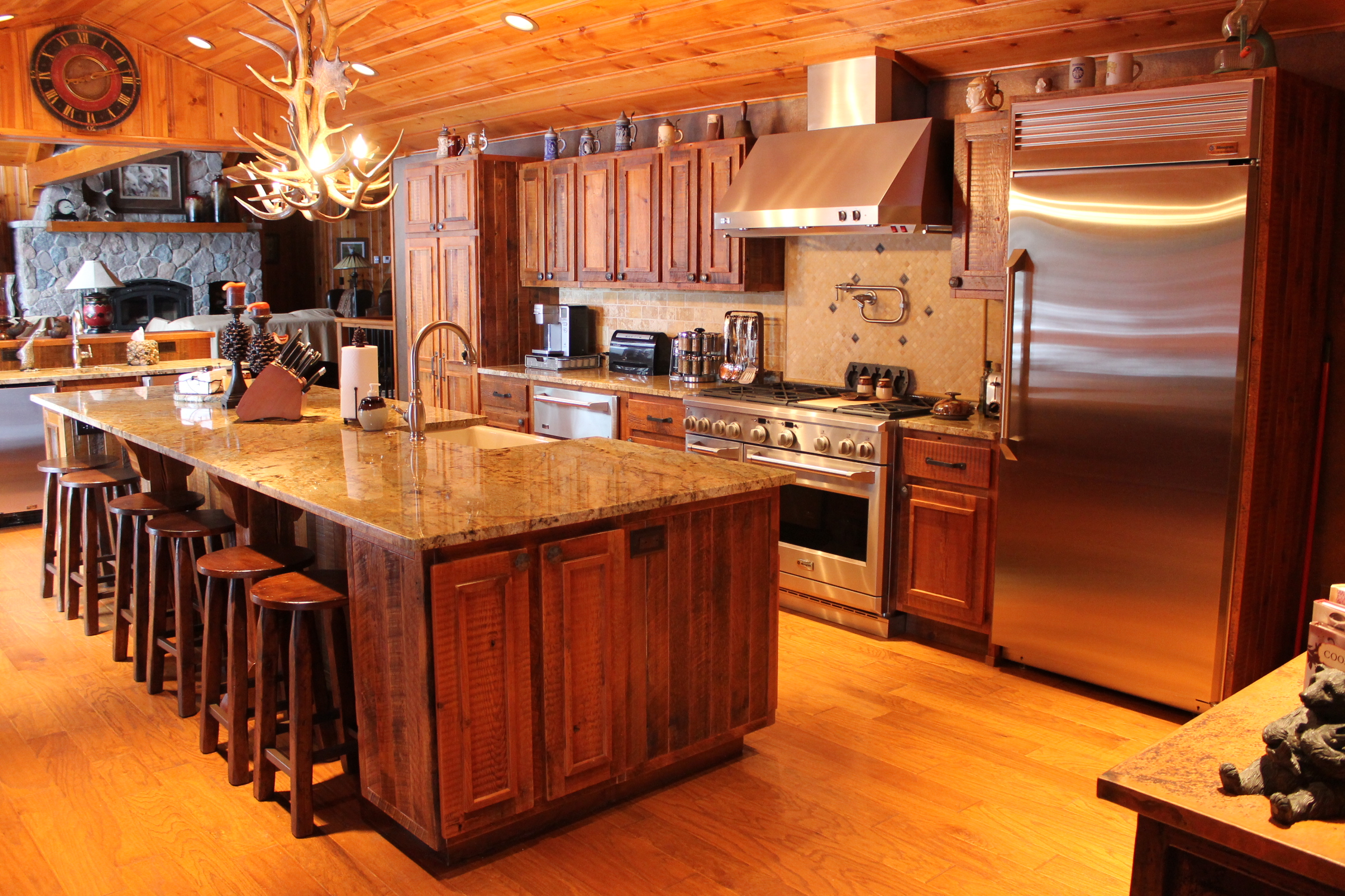 Hudson style cabinets