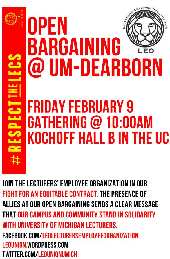 DBN open bargaining feb 9