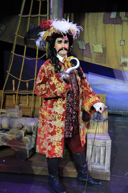 - Had a great interview with LancasterOnline about the Dutch Apple'supcoming production of Peter Pan!