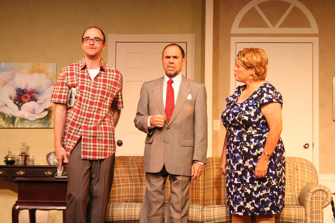 """""""The reed-thin Joel Stigliano shines as bumbling best friend Stanley Gardner …""""--Naples News """"Stigliano will have you in stitches…""""--River Weekly News -"""