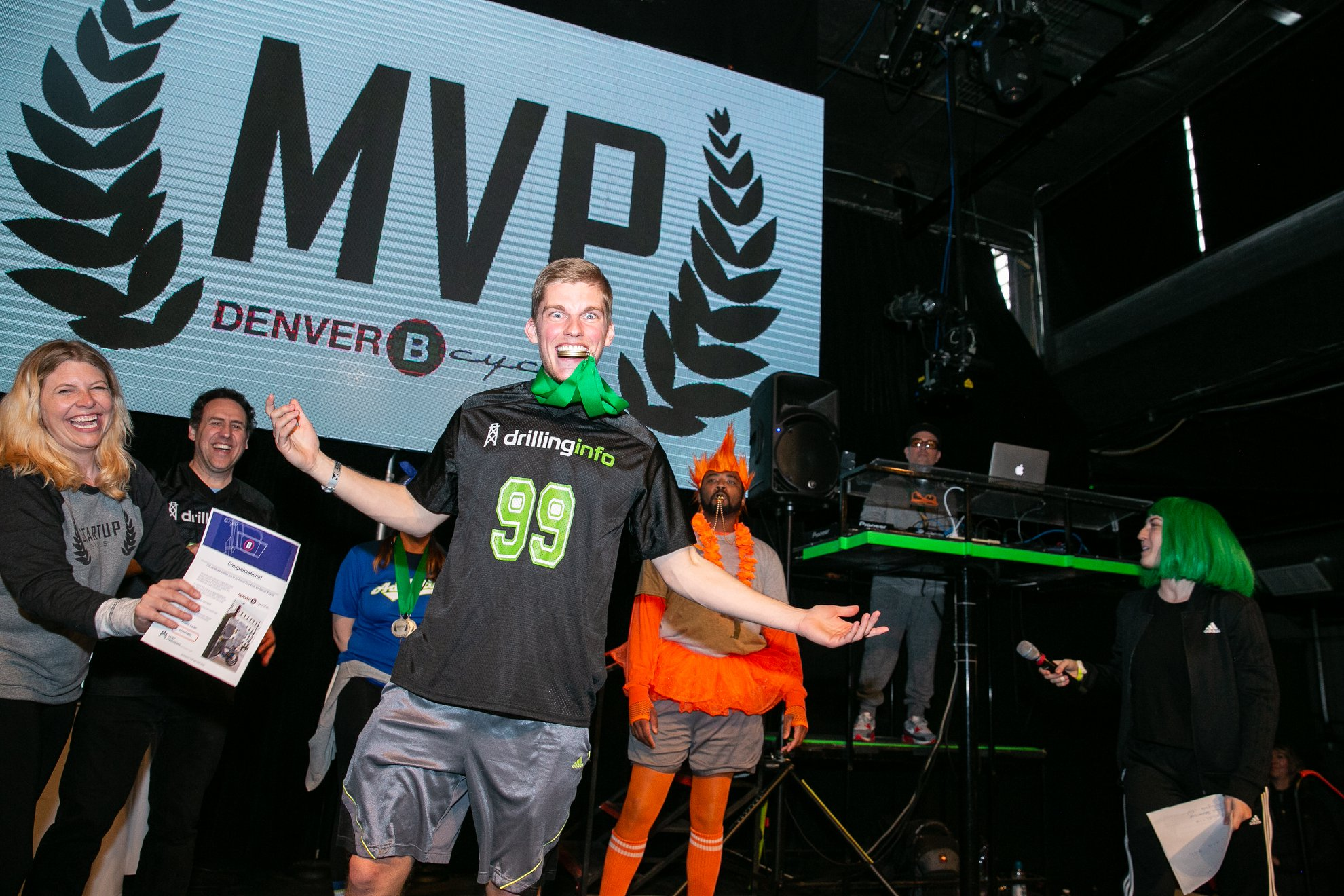 Excited to crown our first Startup Games MVP