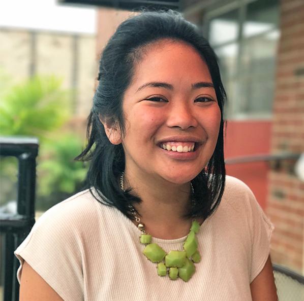 Julia Relova - Events Coordinator