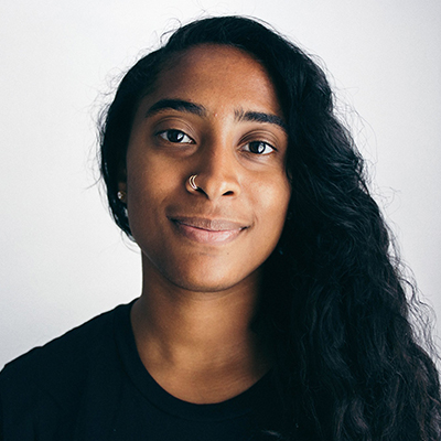 Anita Obasi - Events Coordinator