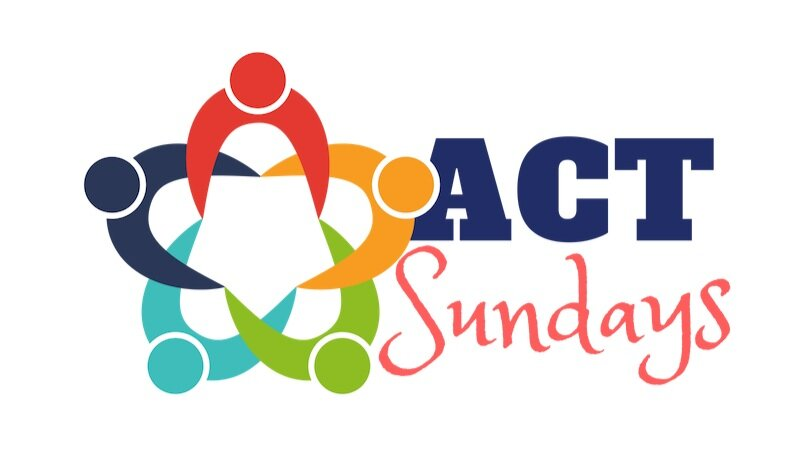 ALL CHURCH TOGETHER SUNDAYS -