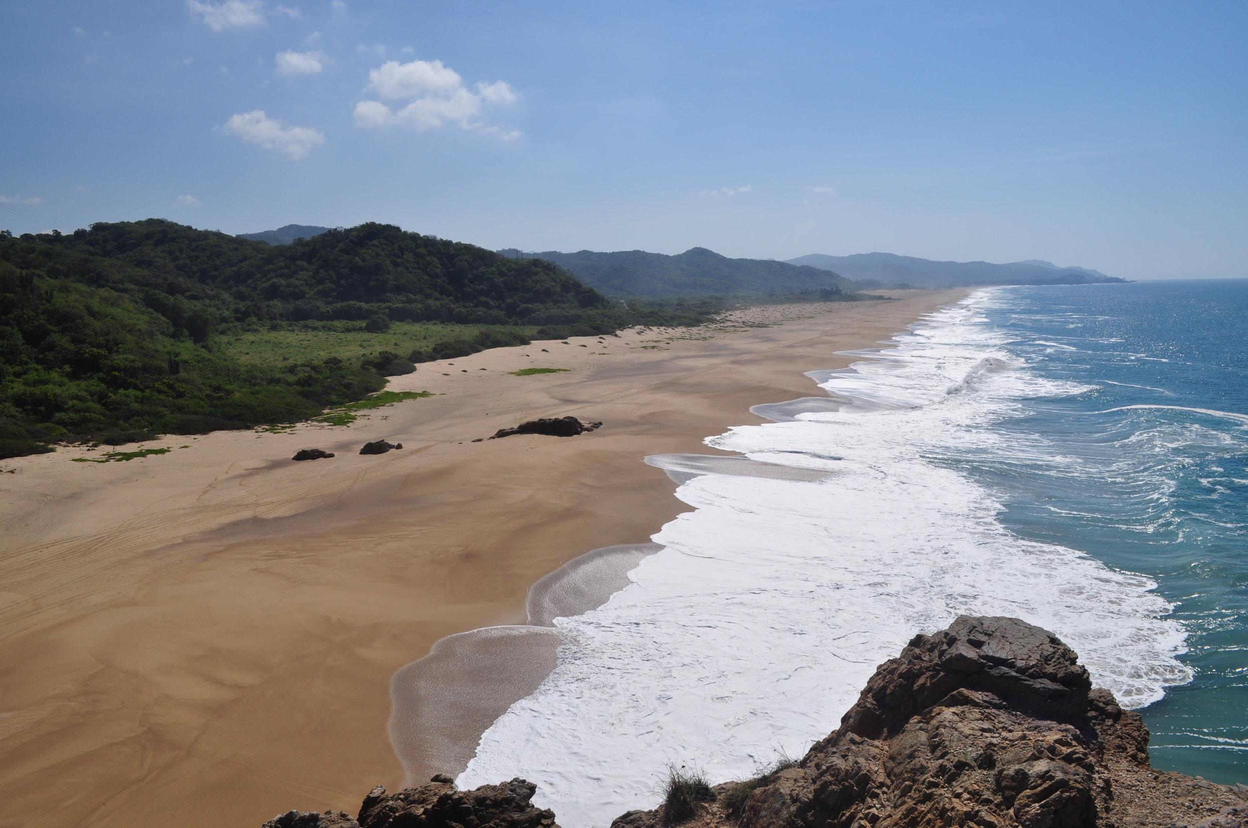 Colola Beach Photo Gallery