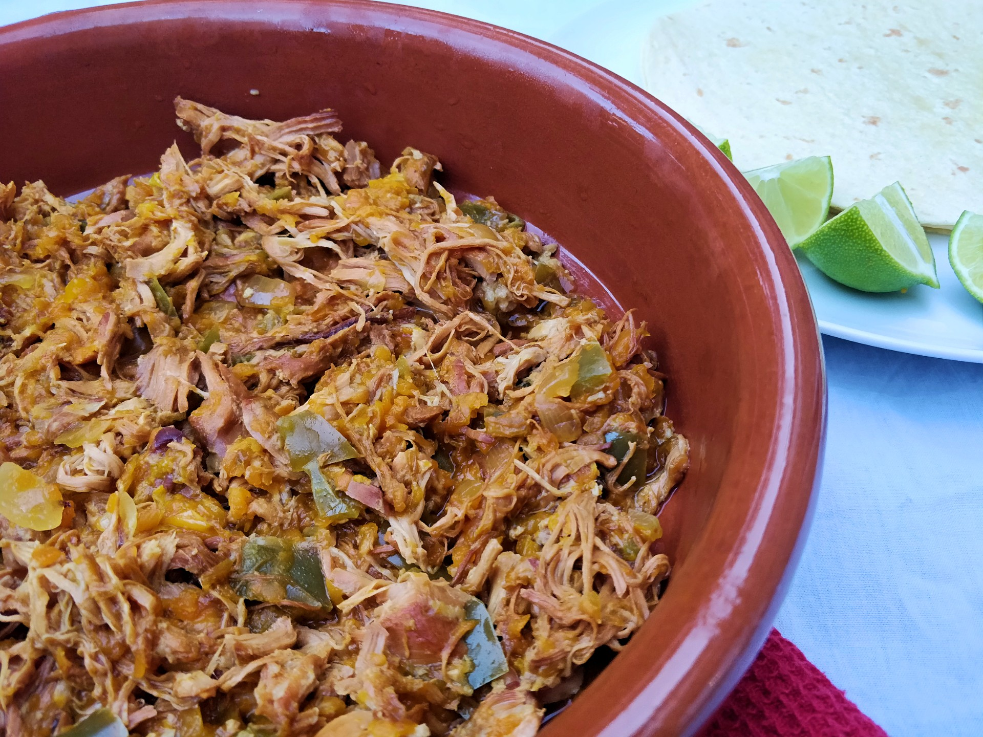 easy dairy free soy free slow cooker chicken recipe