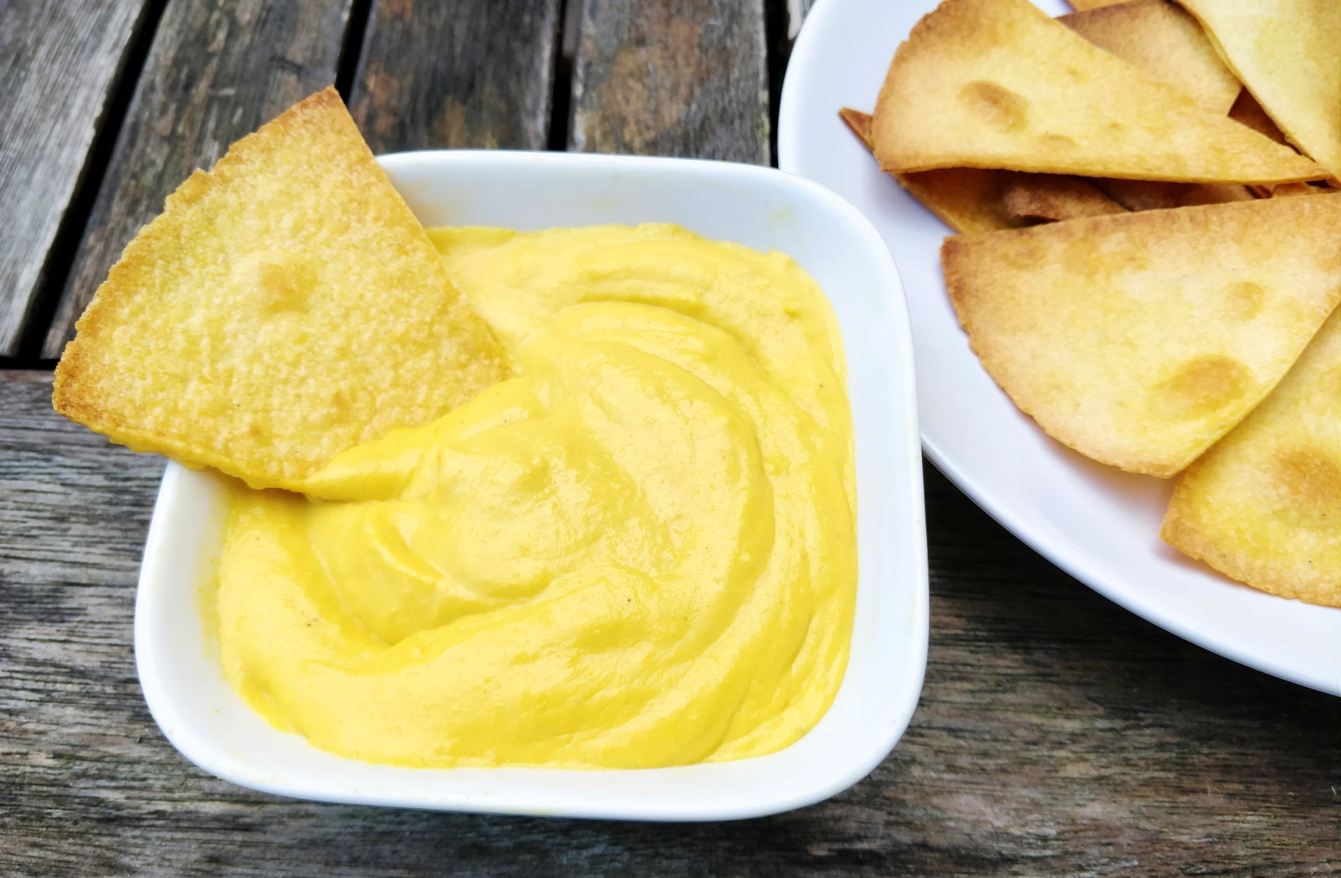 Dairy free cheese sauce for picky eaters