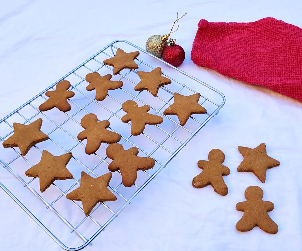 Healthy, easy, dairy free Christmas treats