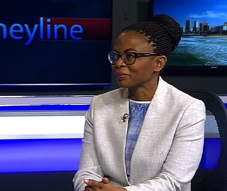 Conversation with new BP Southern Africa CEO, Priscillah Mabelane
