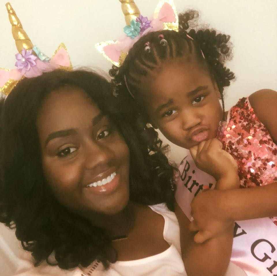Shateece & Savannah - The Ultimate Mommy & Daughter Duo