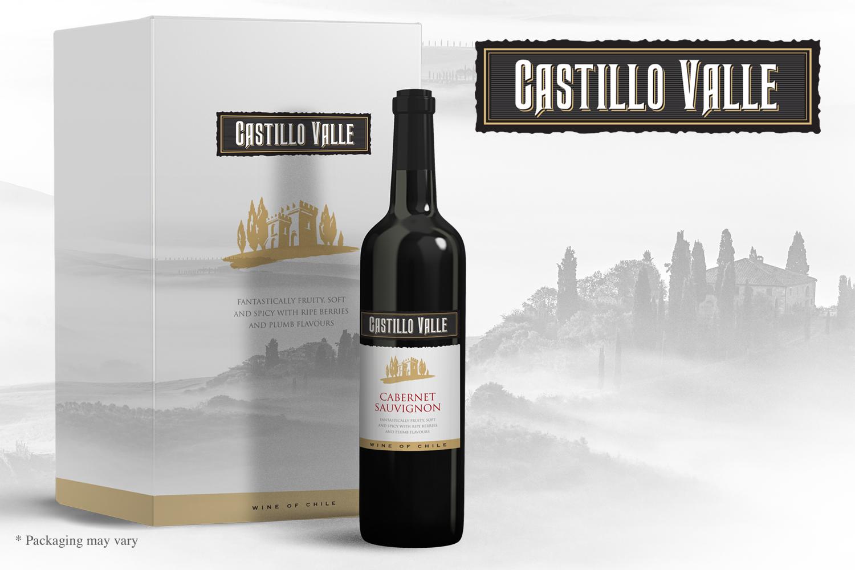 Castillo Valle Chilean Wine