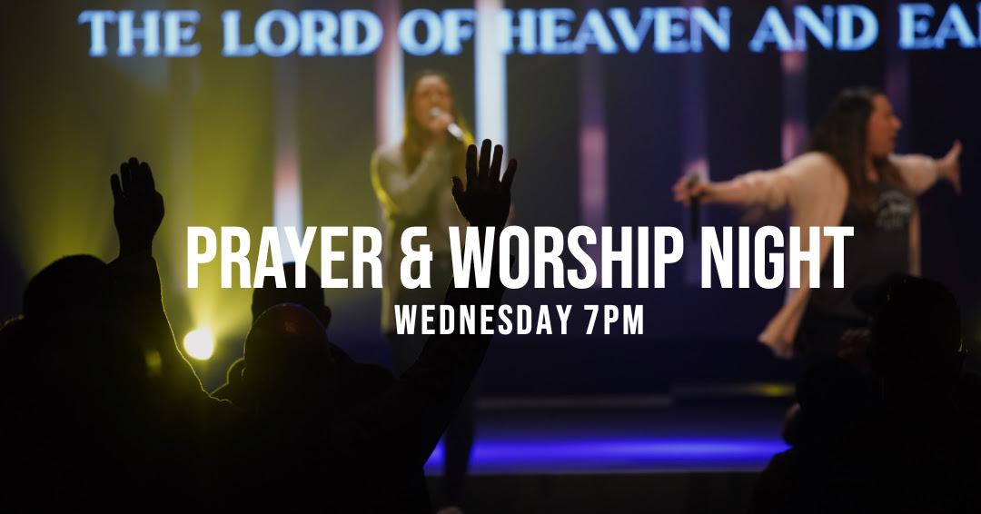 The Cause Church Prayer & Worship - July 3