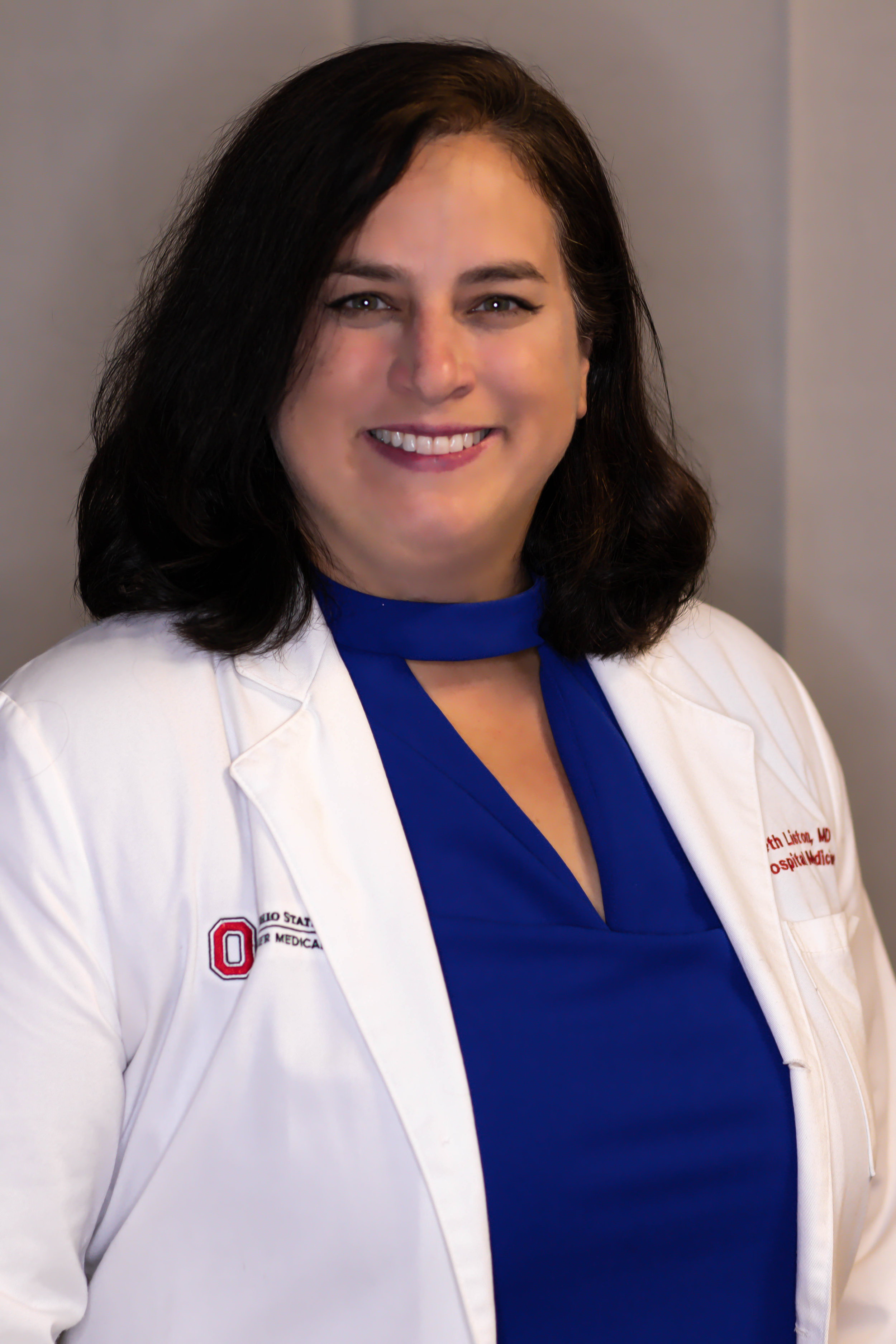 Dr. Beth Liston, hospitalist and pediatrician, CMA President-Elect