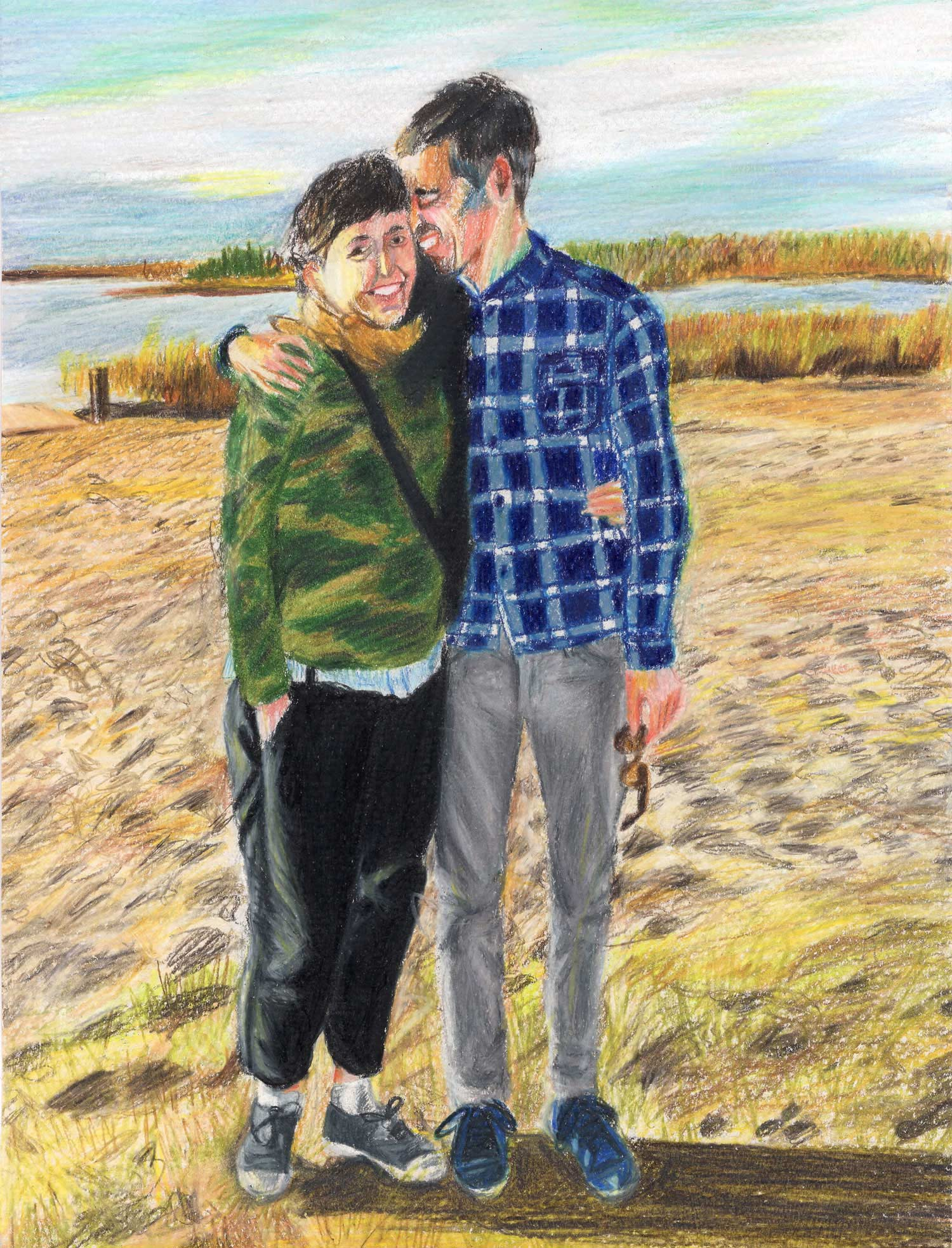 Jody and Cory