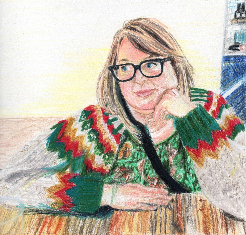 Karen's Sweater