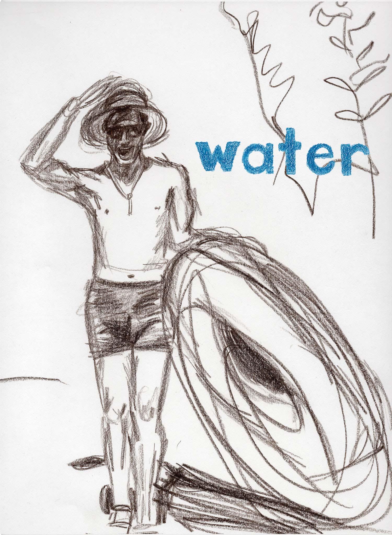 """""""Water"""" Zine"""