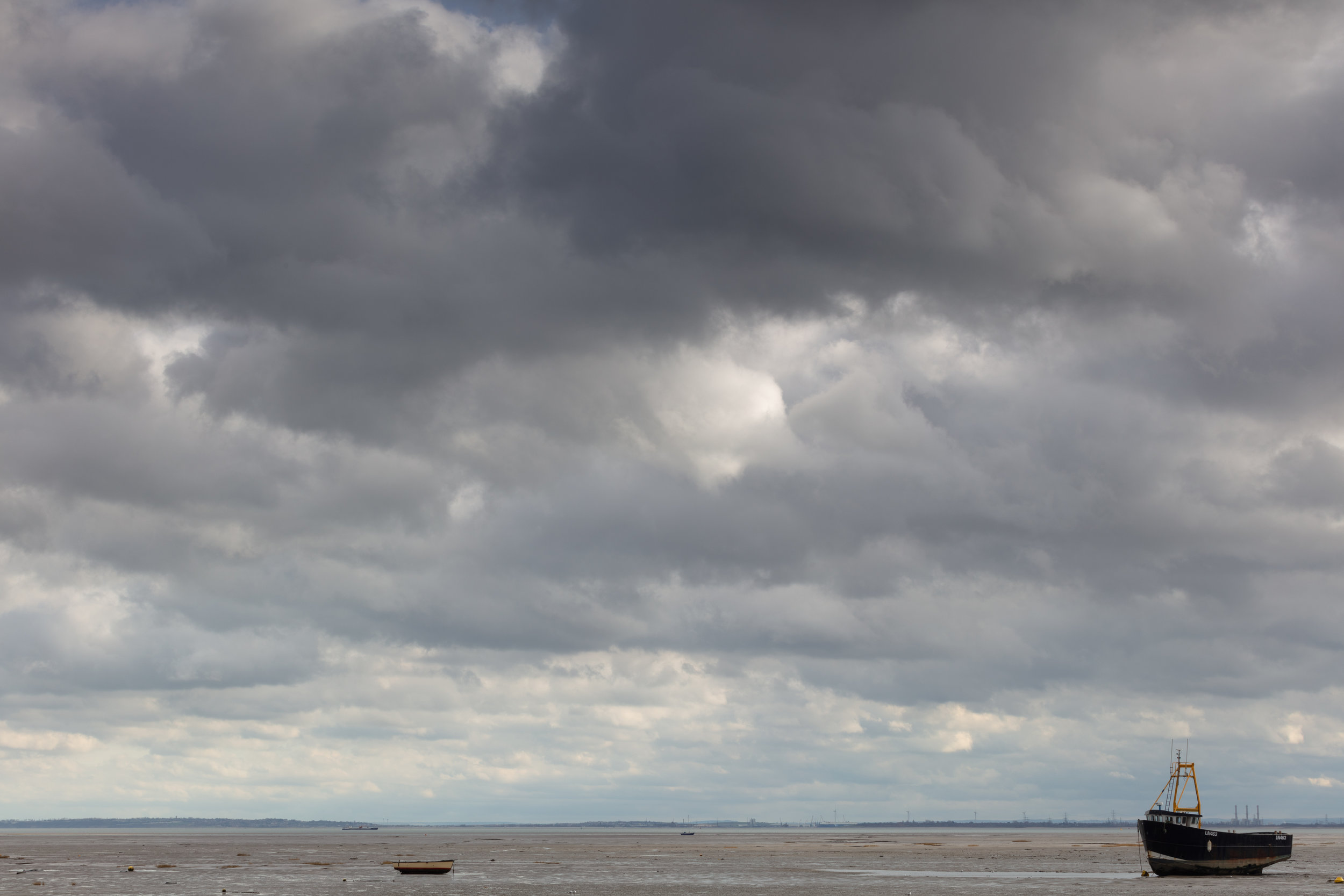 Bigger skies, Leigh-on-sea, Essex.