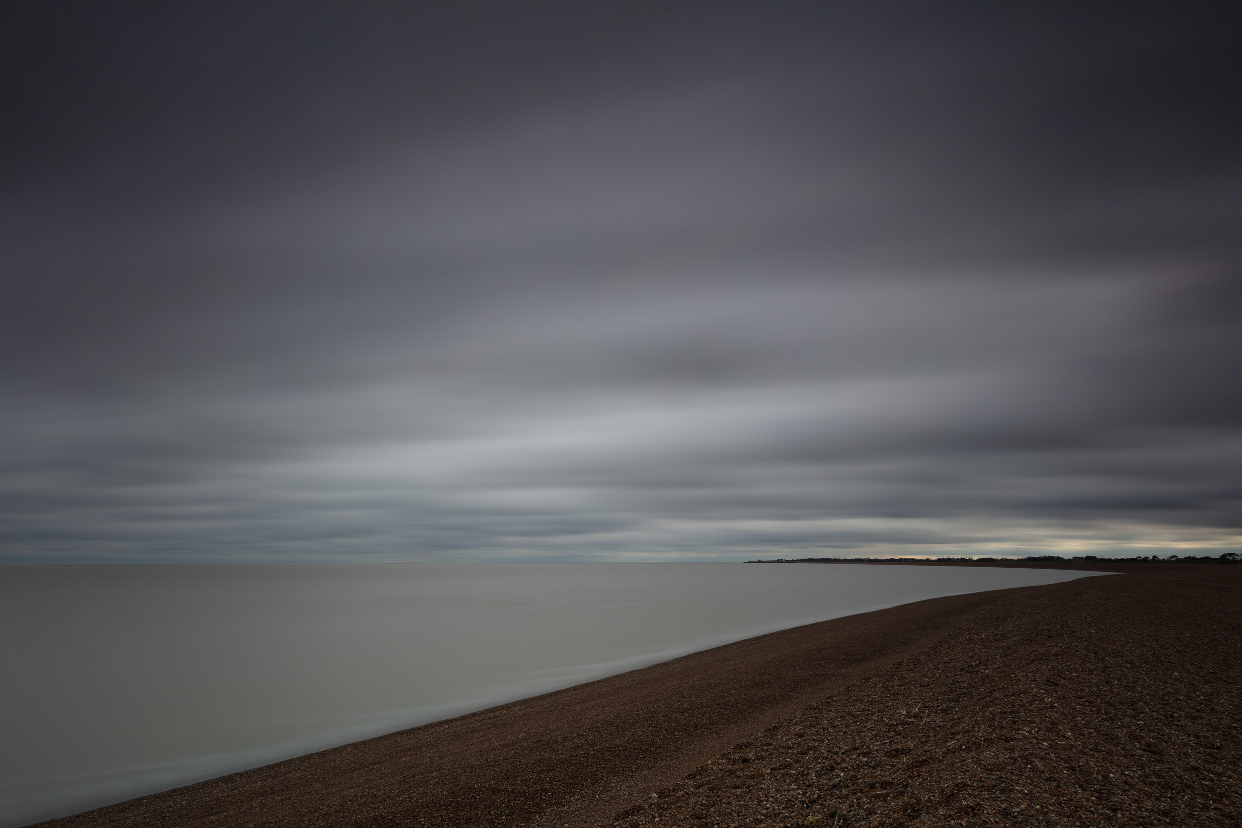 Smooth Skies, Shingle Street, Suffolk