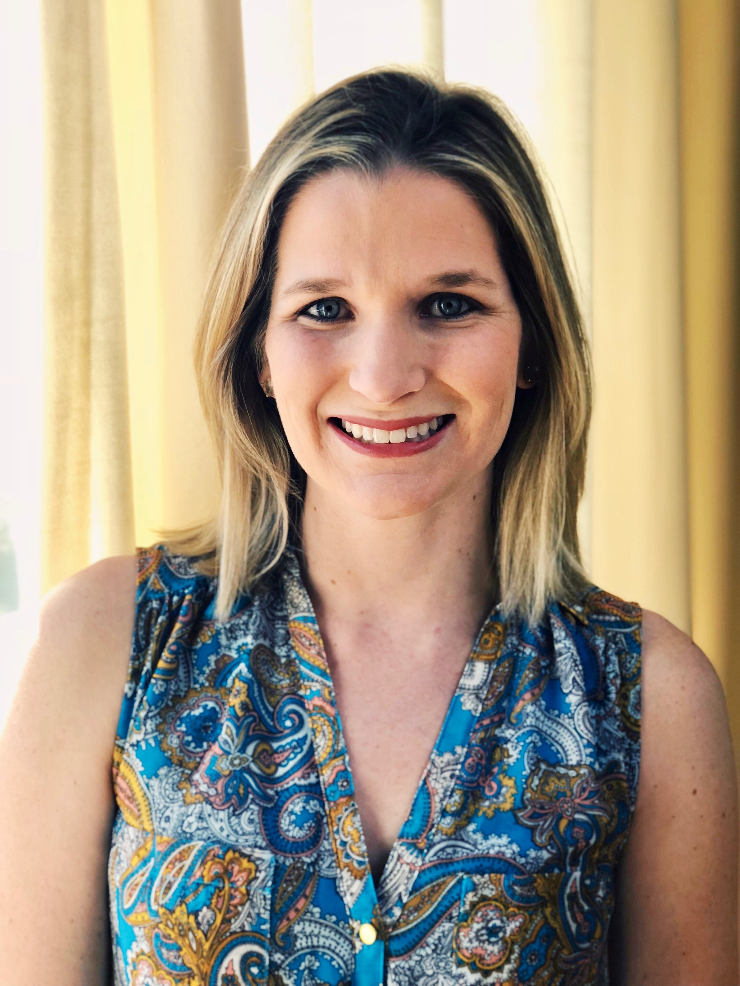 Shannon Gonter, LPCC, Owner and Founder of b.mindful Louisville