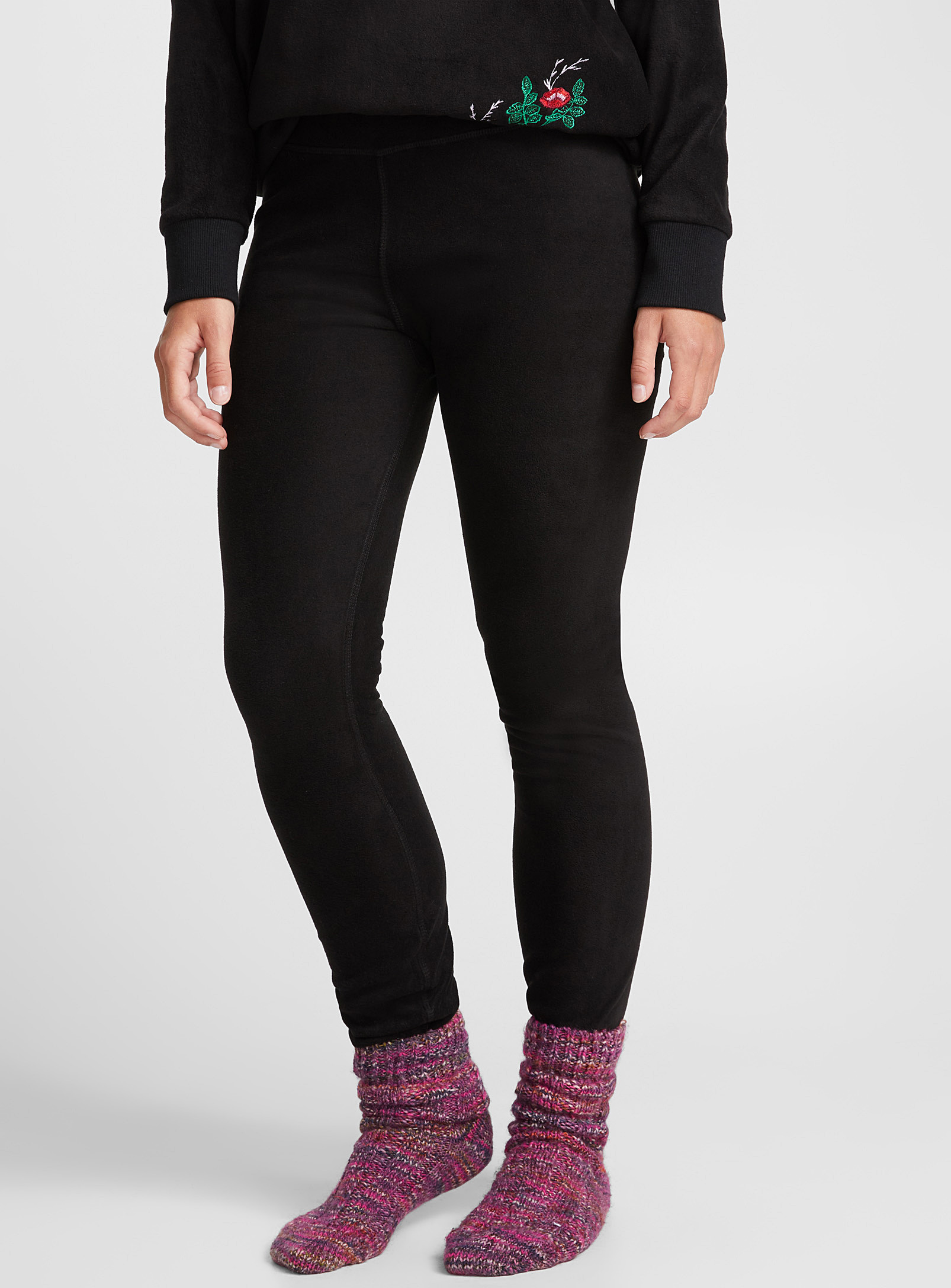 Simple fleeced legging from Simon's for only $32.00