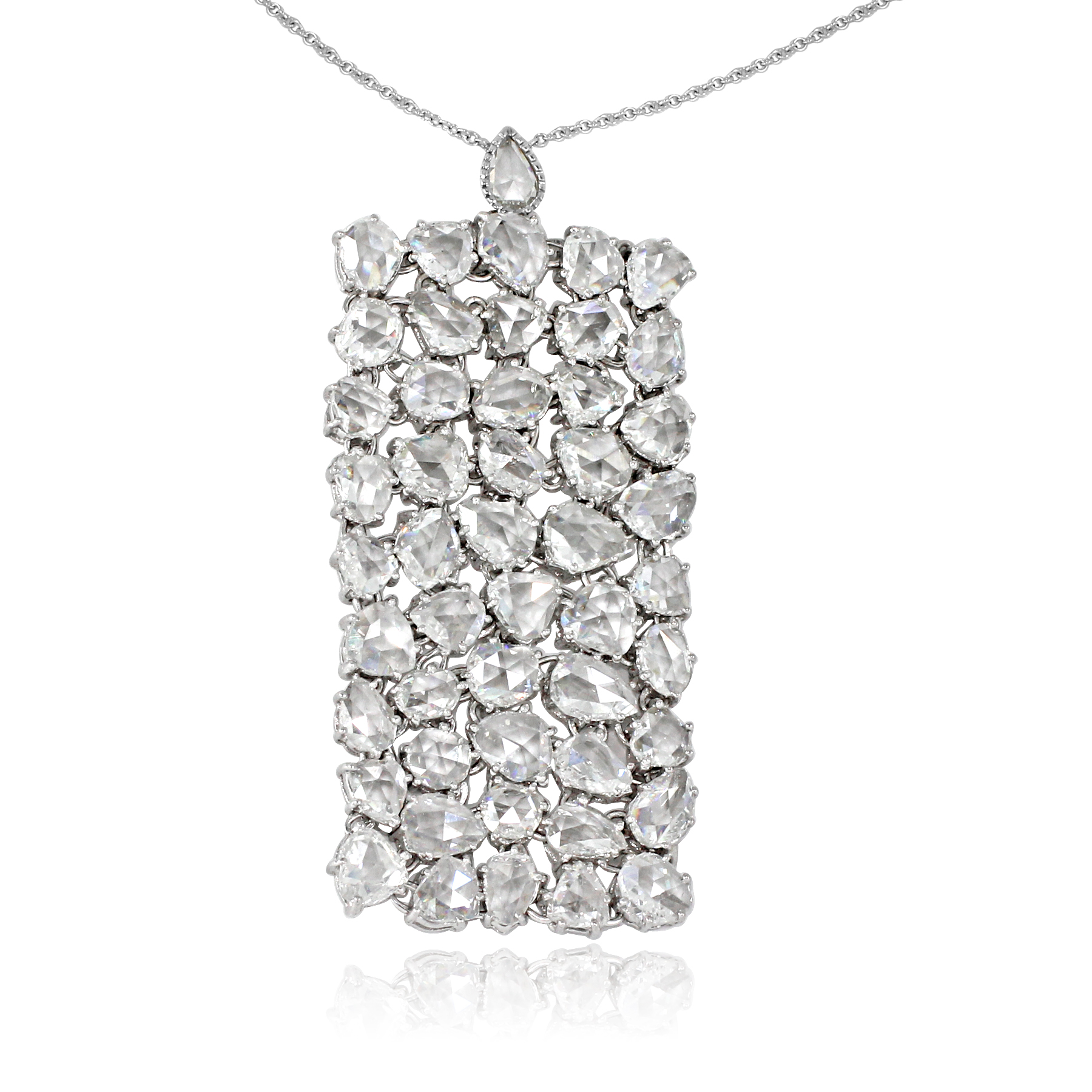 Rose Cut Diamond Pathway Necklace.jpg